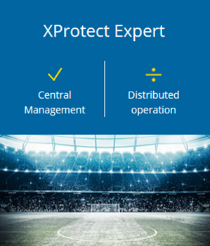 Milestone System Video Management Software, XProtect® Expert
